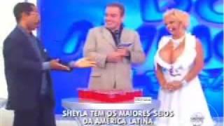 Sheyla Almeida No GuGu - Maior Seio do Brasil. Parte 2 (19.out.08)