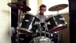Harvey Watkins Jr. Featuring Doug and Melvin Williams - It's In My Heart (Drum Cover)