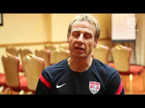 U.S. MNT Head Coach Jurgen Klinsmann Reviews Match vs. Jamaica