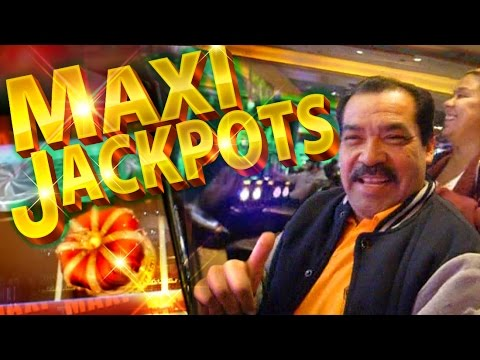 Big Jackpot Time !!! Jackpot Streams - 2c Konami Video Slots video