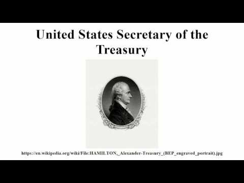 the role of the secretary of state and treasury secretary of the united states Hamilton is appointed the nation's first secretary of the treasury  citizen genêt arrives in the united states  alexander hamilton disbands the army at.