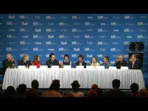 Maps to the Stars: TIFF Press Conference Highlights - Robert Pattinson, Julianne Moore