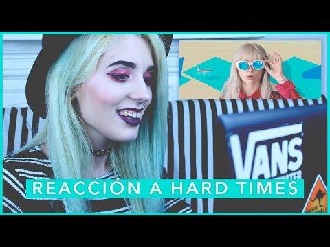 Reacción a Paramore: Hard Times [OFFICIAL Audio]