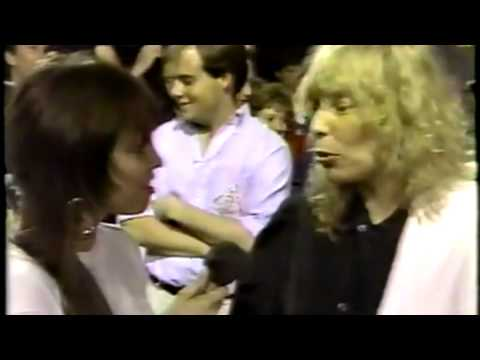 Pat Benatar - Interviews Joni Mitchell - June 15, 1986