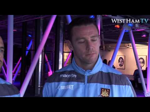 Kevin Nolan and Joe Cole