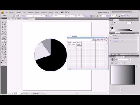 Creare un grafico con Illustrator