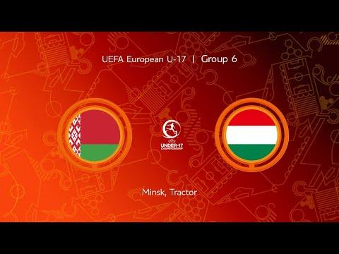 Belarus-U17 — Hungary-U17    abff.by