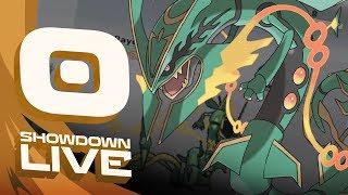 """ENTER SIDEARMS"" Pokemon Ultra Sun & Moon! Anything Goes Showdown Live w/PokeaimMD & SideArms4Reason"