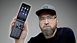 Using A Flip Phone In 2017...