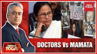 Will Doctors' Agitation Be Mamata's Waterloo? | News Today With Rajdeep