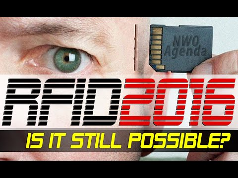RFID Micro Chipping In 2016 ♦ Is It Still Possible ♦ Illuminati NWO Agenda - Spanish Subs