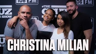 Christina Milian's Favorite Sex Position With Lil Wayne