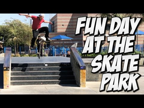 FUN DAY AT WESTCHESTER !!! - A DAY WITH NKA -