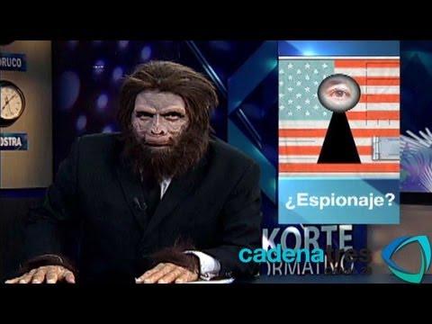 Monterrey es de Jesucristo, animales políticos y espionaje de EU en Mikorte Informativo 16/06/13