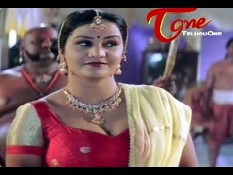 Pandurangadu Comedy Scene | Hot Apoorva Setairs On Brahmanandam