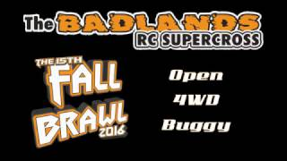 2016 Fall Frawl - Open 4wd Buggy