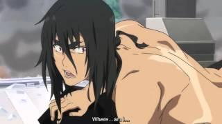 Kuromukuro funny scene