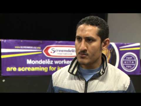 Interview Hussein Ahmed Hussein - sacked by Kraf/Mondelez