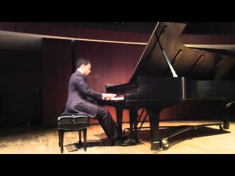 Nicholas King - Alexander Scriabin Etude Op. 8 No. 12