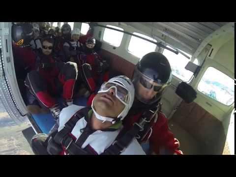 Nzone skydive ,Queenstown