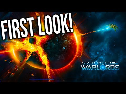 Starpoint Gemini Warlords - Campaign! (Story / First Look)