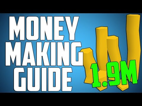 Runescape: RS3 Money Making Guide – 1.9M+ Per Hour!