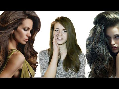 Как сделать длинные волосы объёмными 112