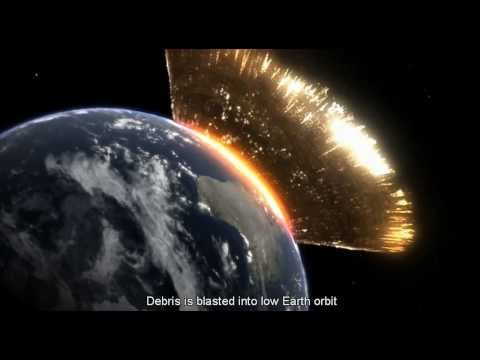 Surprise Asteroid in Near Miss With Earth