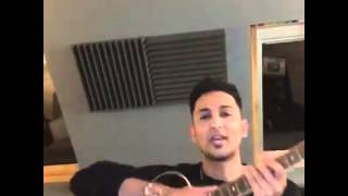 Zack Knight LIVE singing and answareing , Here goes the Q&A