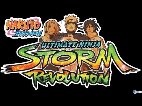 NARUTO SHIPPPUDEN Ultimate Ninja STORM Revolution Gameplay