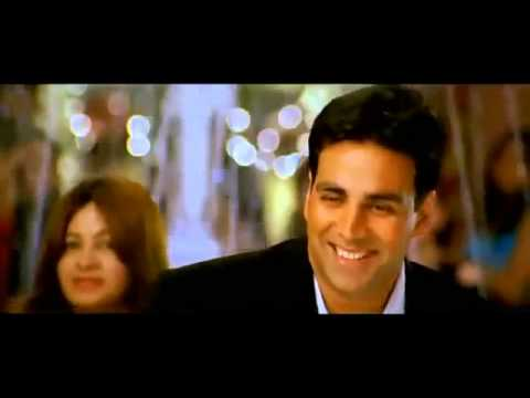 Akshay kumar song Mere Saath Chalte Chalte  indian songs flv...