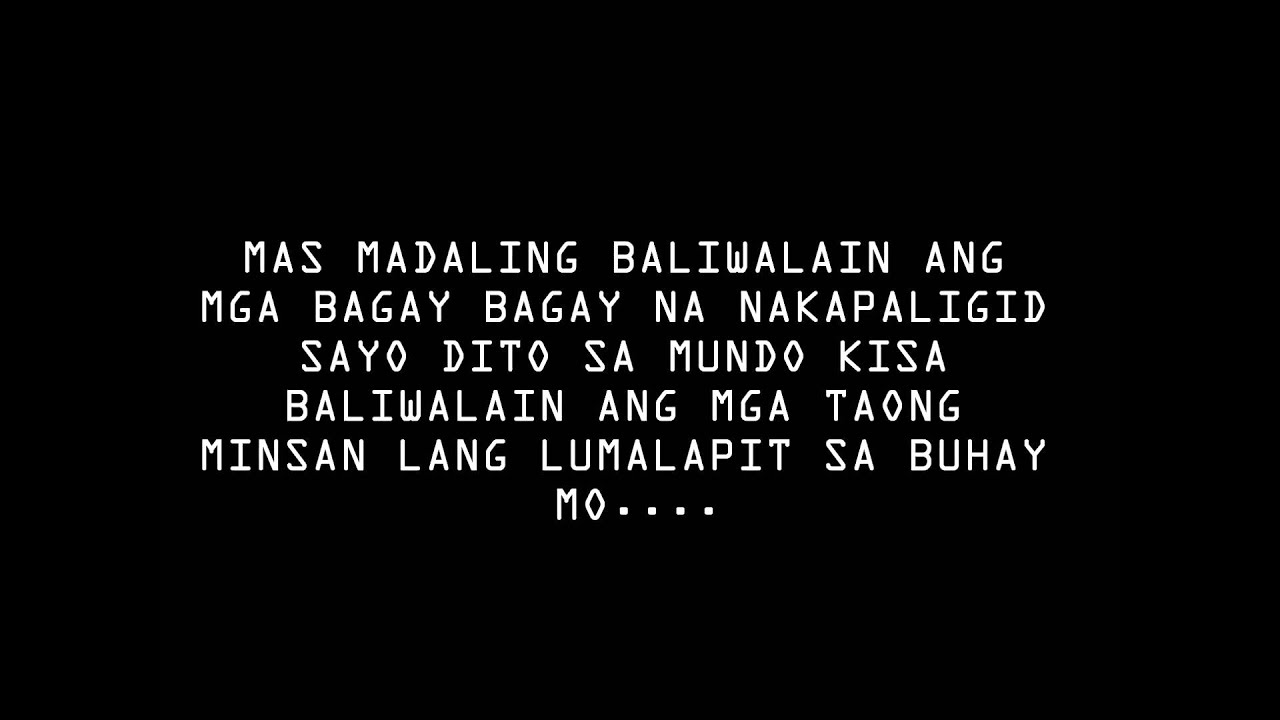 Inspiring Love Quotes Tagalog Inspirational Tagalog Quotes