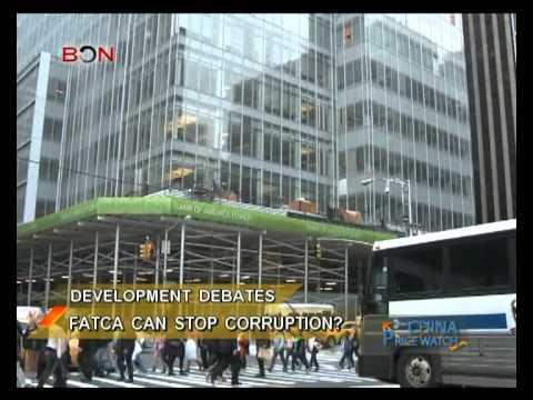 FATCA can stop corruption? - China Price Watch - July 02, 2014 - BONTV China