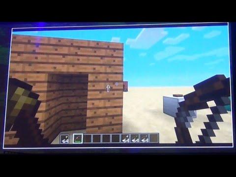 Minecraft 1.9 NEW Bow & Arrow Mechanics at Minecon 2015