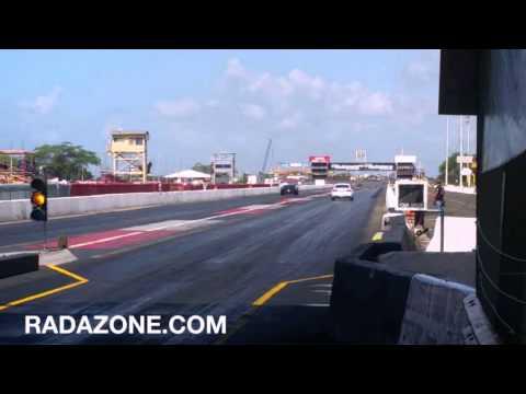 Audi vs Corvette  Salinas Speedway 2015