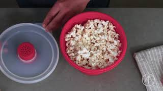 video product microwave popcorn maker