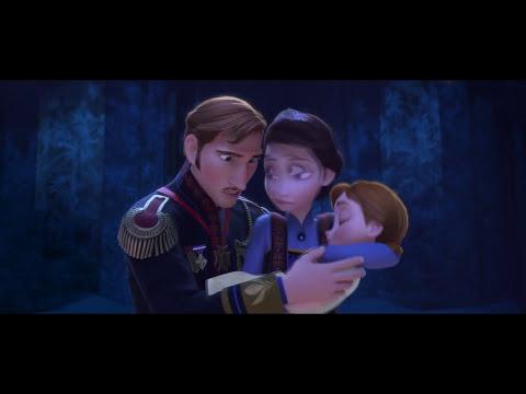 CINE-INSIDE - Teoría de Frozen, Enredados y La Sirenita ¡CONECTADAS! - HD