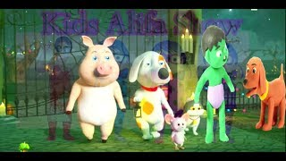 Nursery Rhymes & Kids Songs Fun Songs for Children    Halloween For Kids
