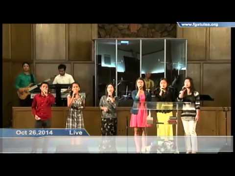 Group Song @ FGATulsa Oct 26,2014