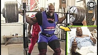 Ronnie Coleman Is Going To Have His 8th Back Surgery!