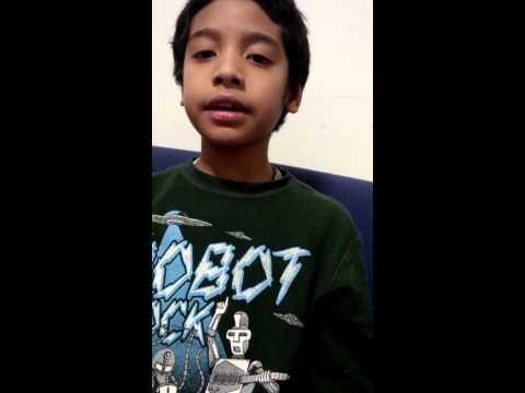 Feroz Salampessy - from El Ber Islamic School New York