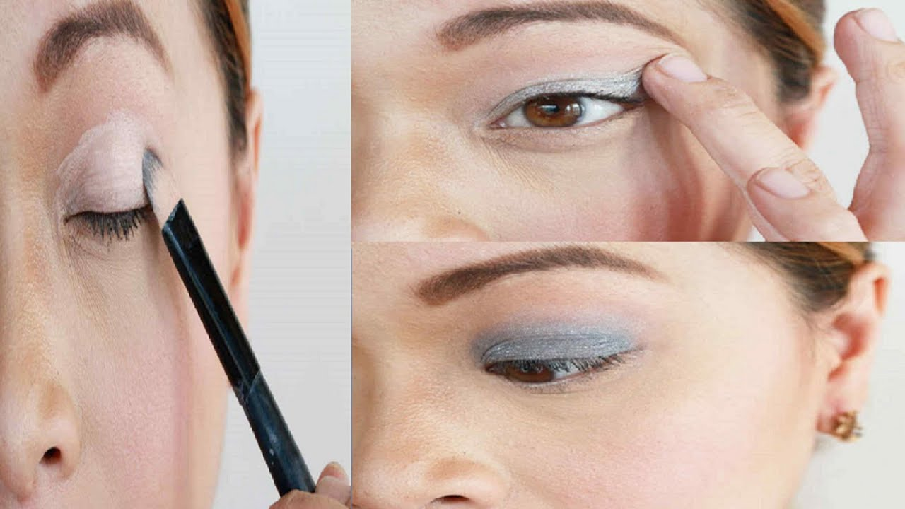 How to apply eye makeup youtube