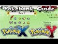 Pokemon X & Y: Pokebank Pokegen/SAV Transfer Tutorial!