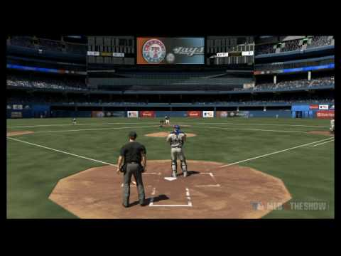 MLB 10: The Show - Aaron Hill Grand Slam Video