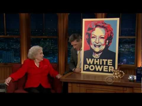 Betty White for President 2012