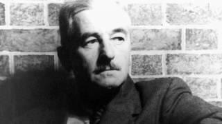 william faulkner nobel prize speech thesis
