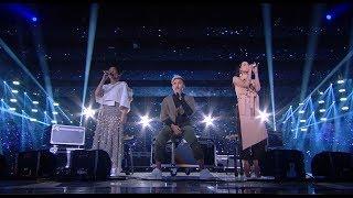Download Lagu Rizky Febian, Isyana Sarasvati, Maudy Ayunda - Medley LOVE SONG - LIVE from NET 4.0 Gratis STAFABAND