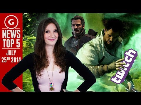 Google Buying Twitch For $1 BILLION & Huge Games Delayed! - GS News Top 5