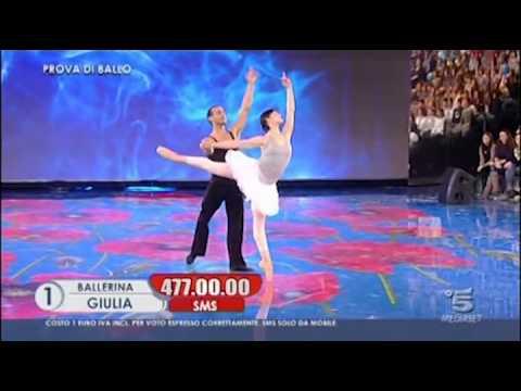 Giulia Pauselli | Dancing Showreel 2014