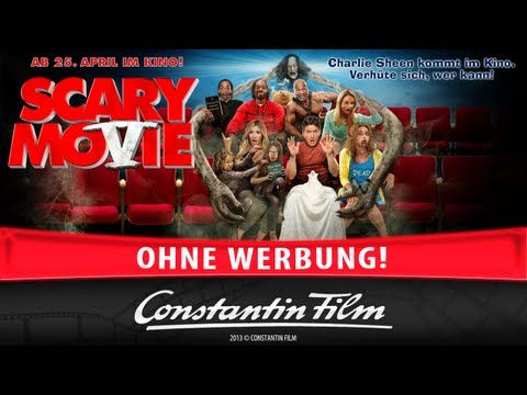 SCARY MOVIE 5 - Trailer [HD] - Ab 25. April 2013 im Kino